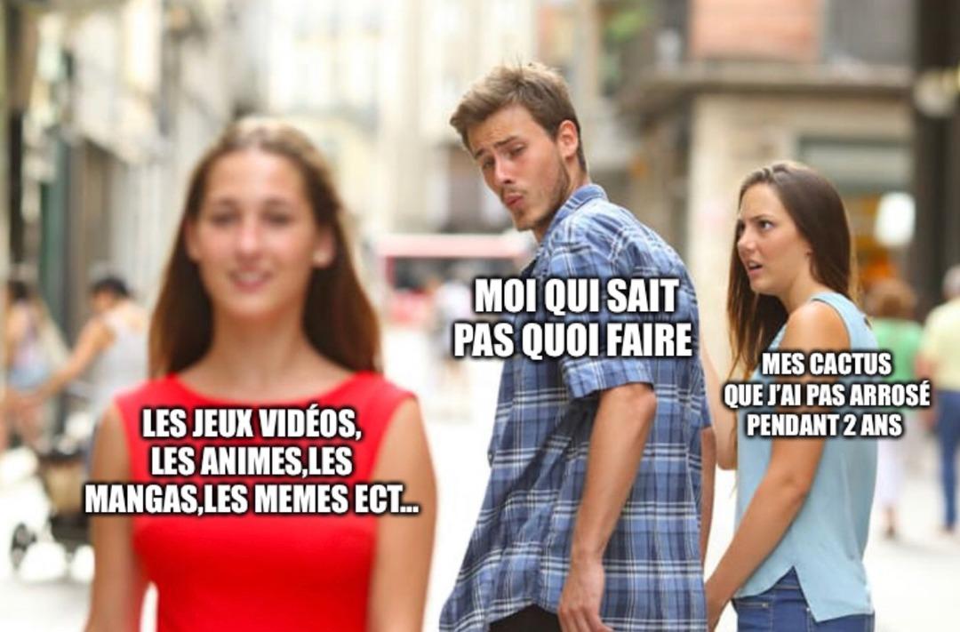 Oubliez la faute sur l'autre meme svp