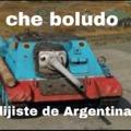 Thomas la locomotora argentina