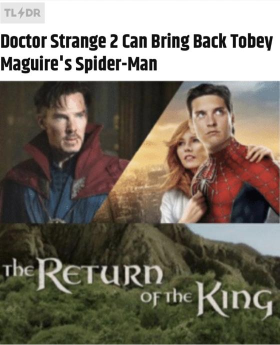 Could it happen? - meme
