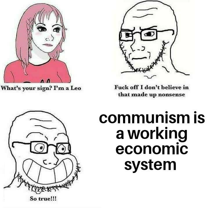 I am sorry comrades. I have sinned - meme