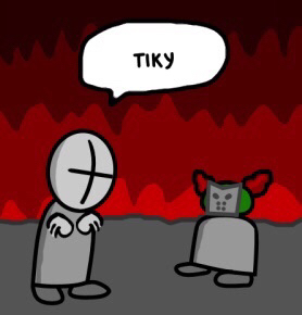 Tiky :chad: - meme