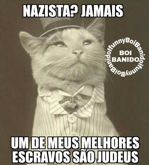 Nazista? - meme