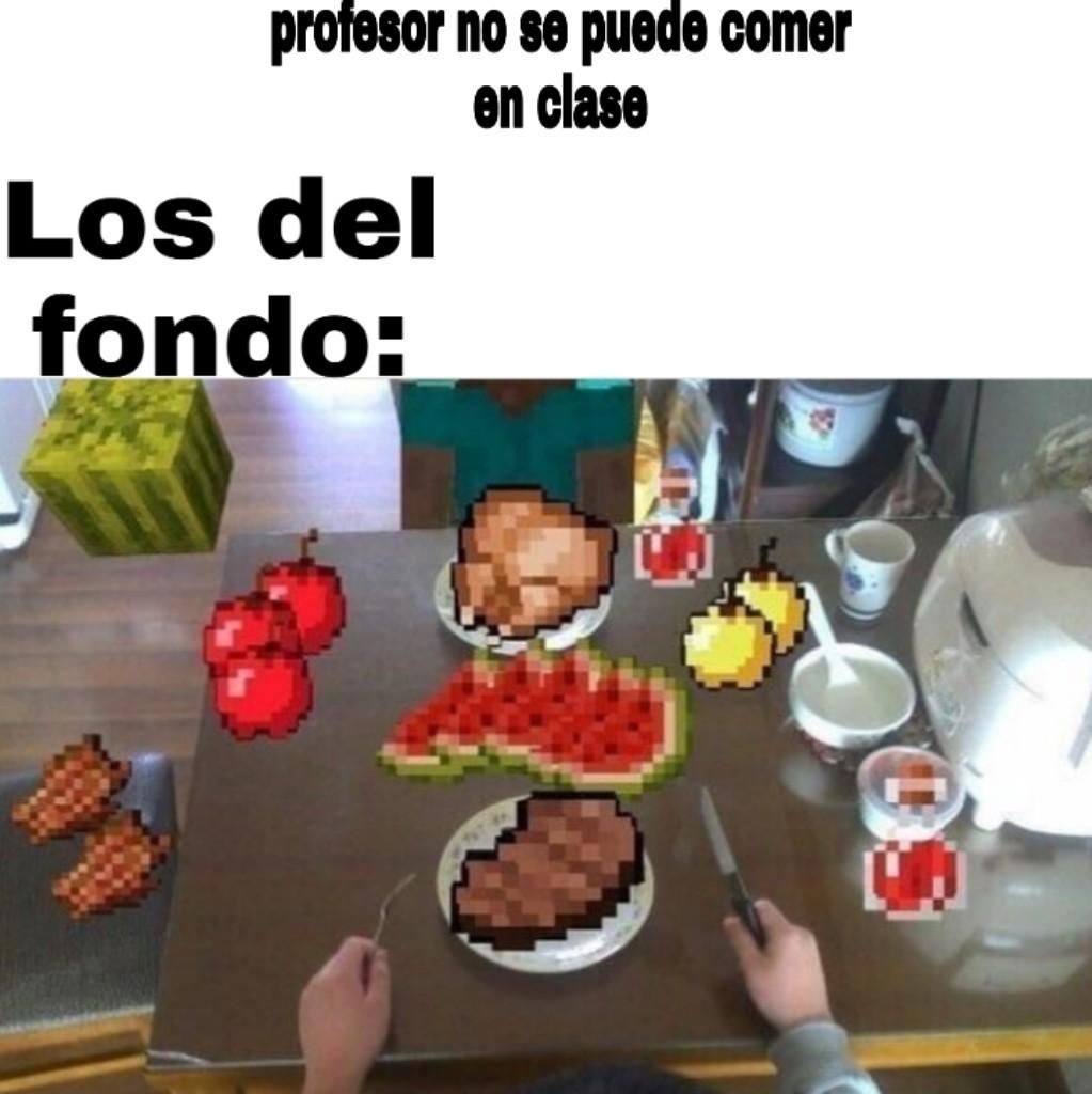 Comida gucci - meme