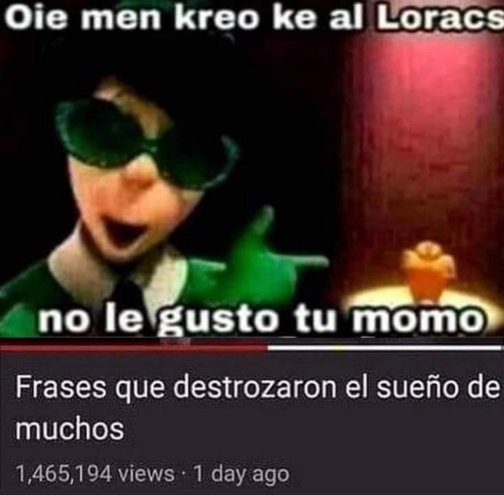 Emoticon triste pd:no es mio - meme
