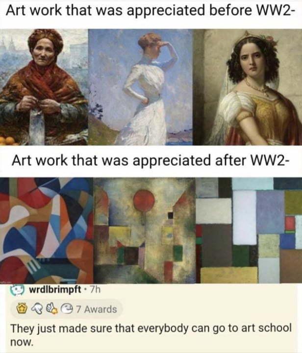 Art is Art - meme