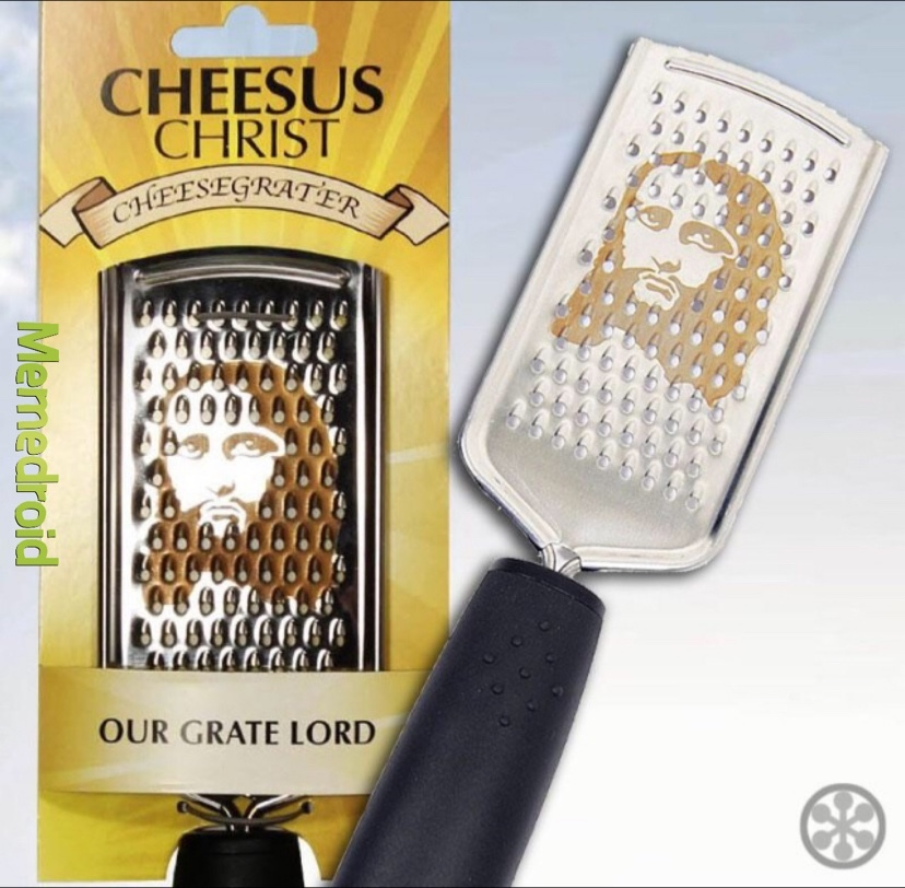 Our Grate Lord - meme