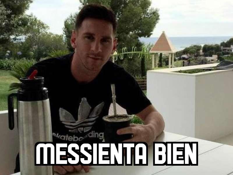 Grande Messi - meme