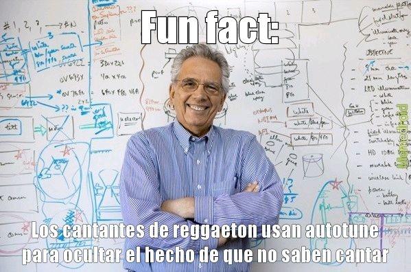 Hoy en datos basados con Enrique el profesor: - meme