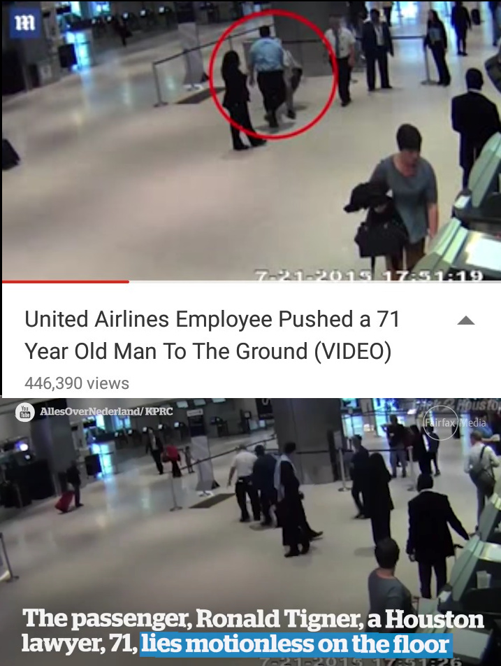 BOYCOTT United Airlines.Theyre all about money - meme