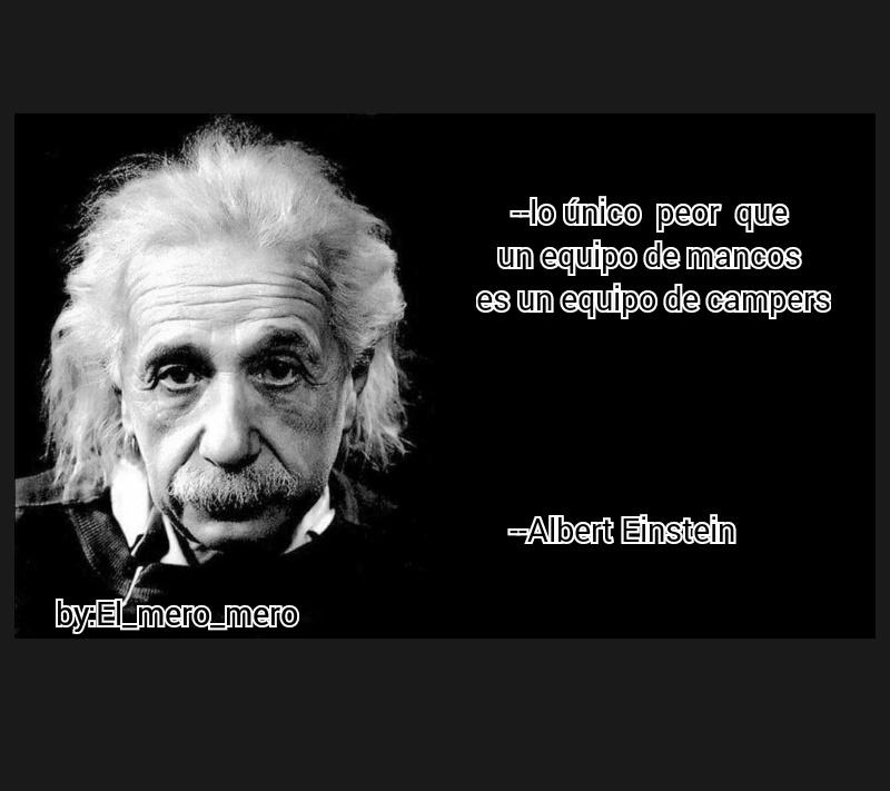 Lo dijo el Albert - meme