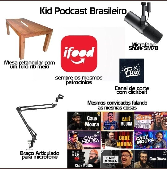 Podcast - meme