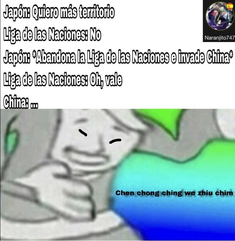 chin chon chan we - meme