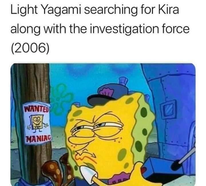 I am Kira o.o - meme