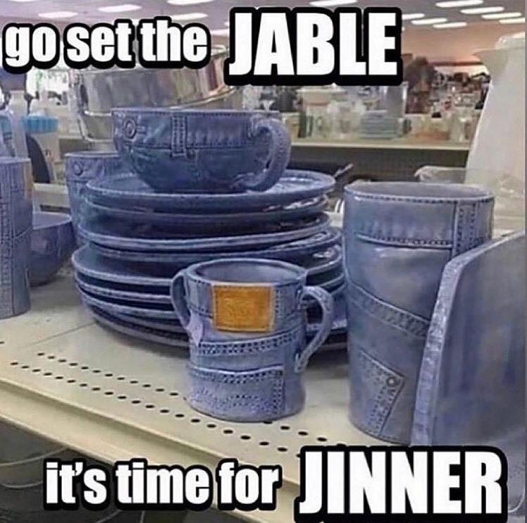 eating in my jorts - meme