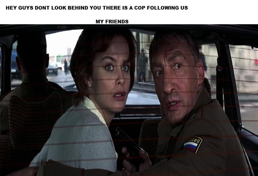 pursuit - meme