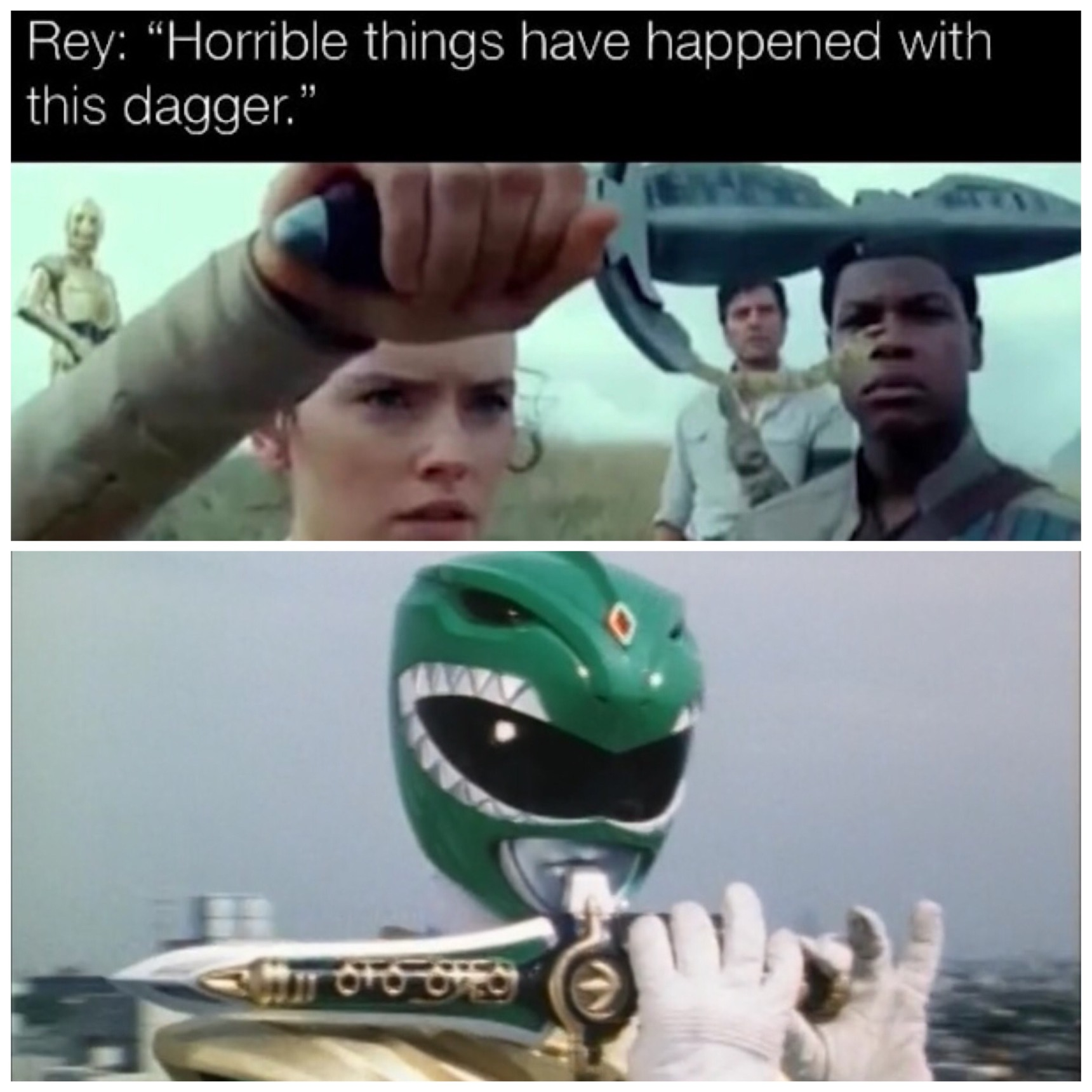 I love crossovers - meme