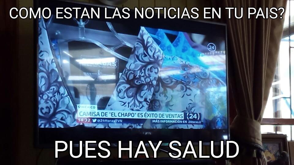 Chile for de won - meme