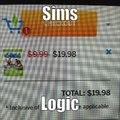 sims logic