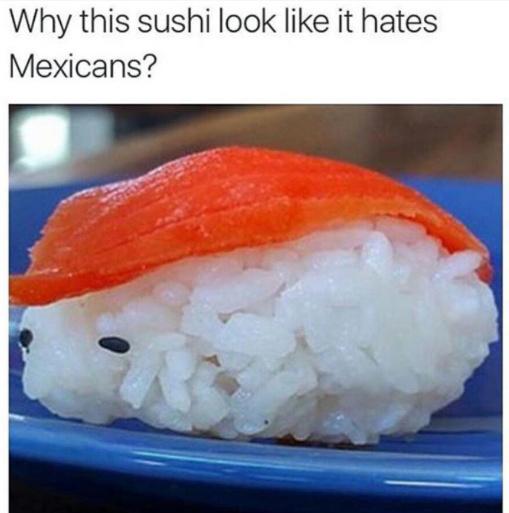 Sushi - meme
