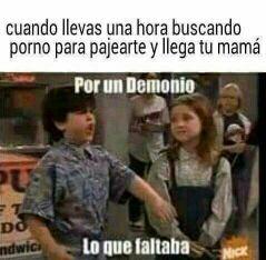 Dios mio >:v - meme