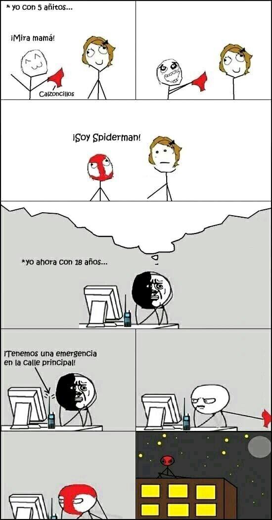 SPIDY :v - meme