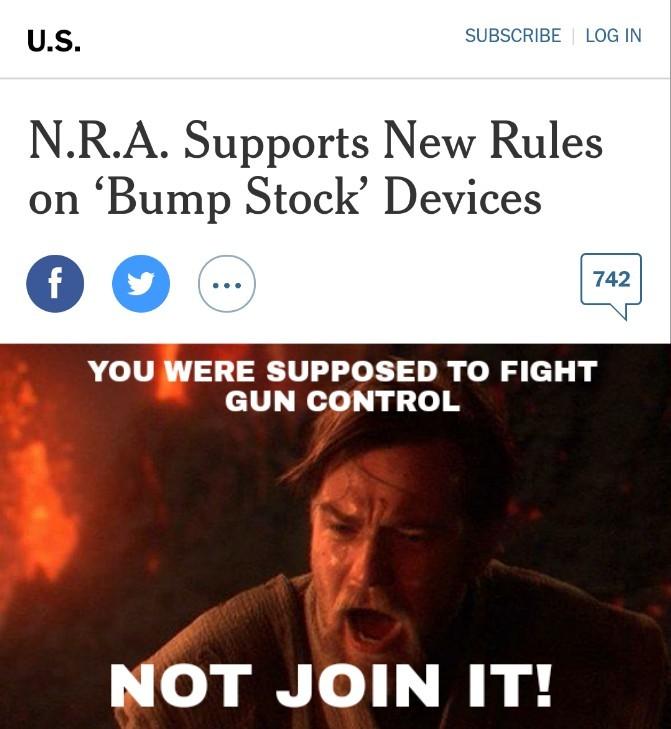 NRA - meme