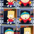 Cartman is a little shit.