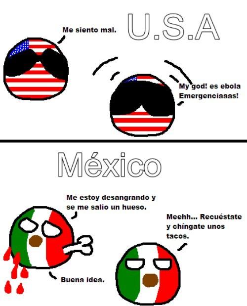 no solo Mexico, es toda Latinoamerica - meme