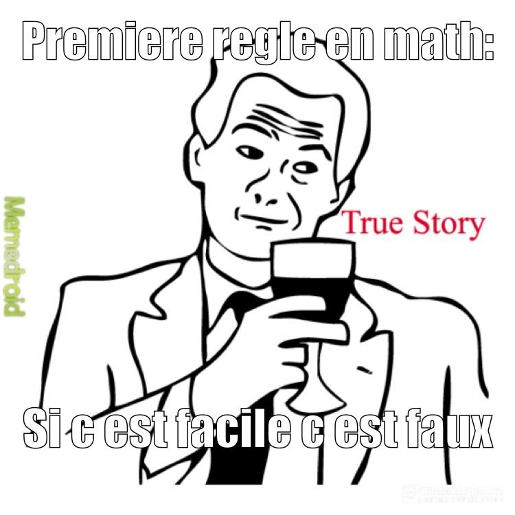 ptn de math - meme