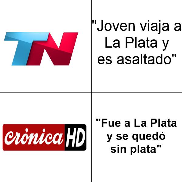Cronica TV - meme