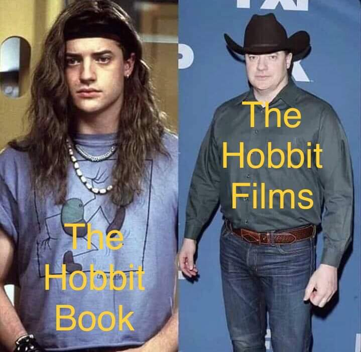 General Hobbit discussion in comments. - meme