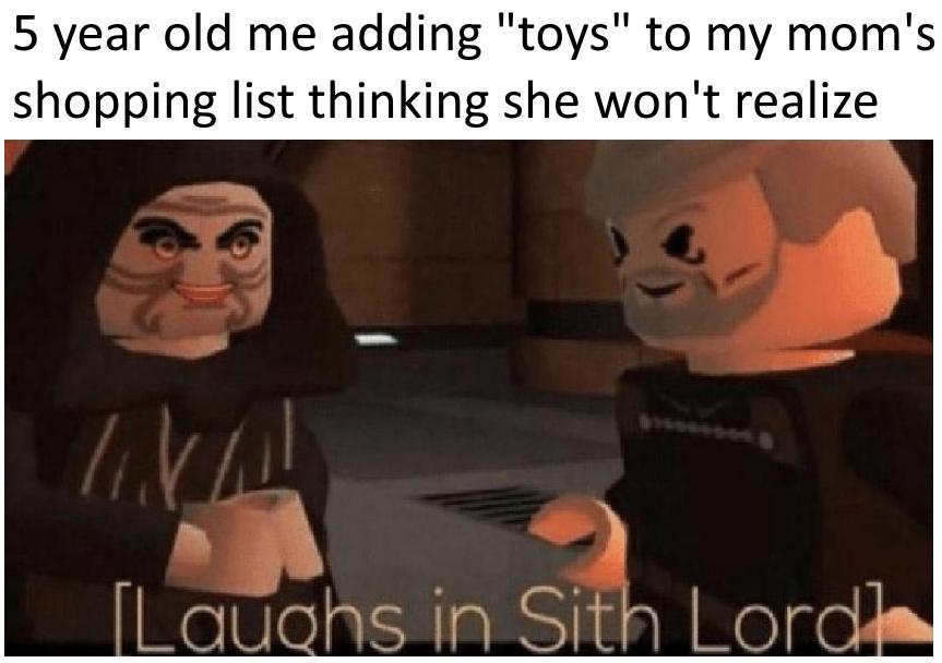 *evil laugh* - meme