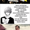 Jaque mate otakus