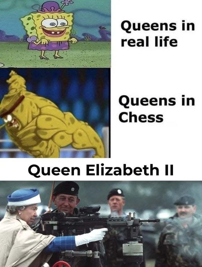 Queen Elizabeth - meme