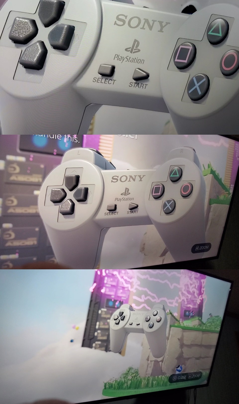 Controller looks so real. - meme