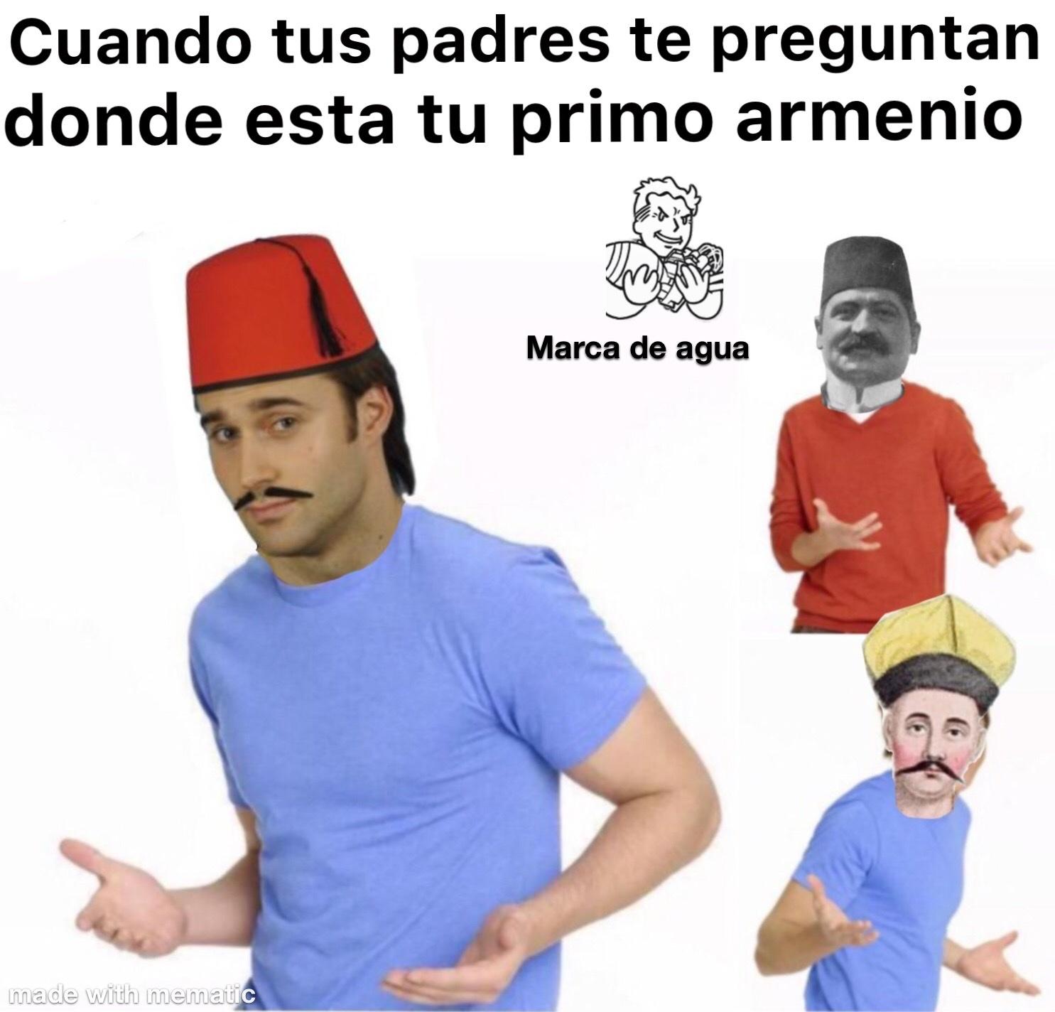 Salió otomano - meme