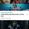 Y el tremendo idiota solo dijo del ultimo juego cuando toda la saga no es Halo infinite,esa es la razon por la que LATAM no se mejora y esta llena de pendejos como ese men.Pero bueno que me queria esperar de un fry frayero.