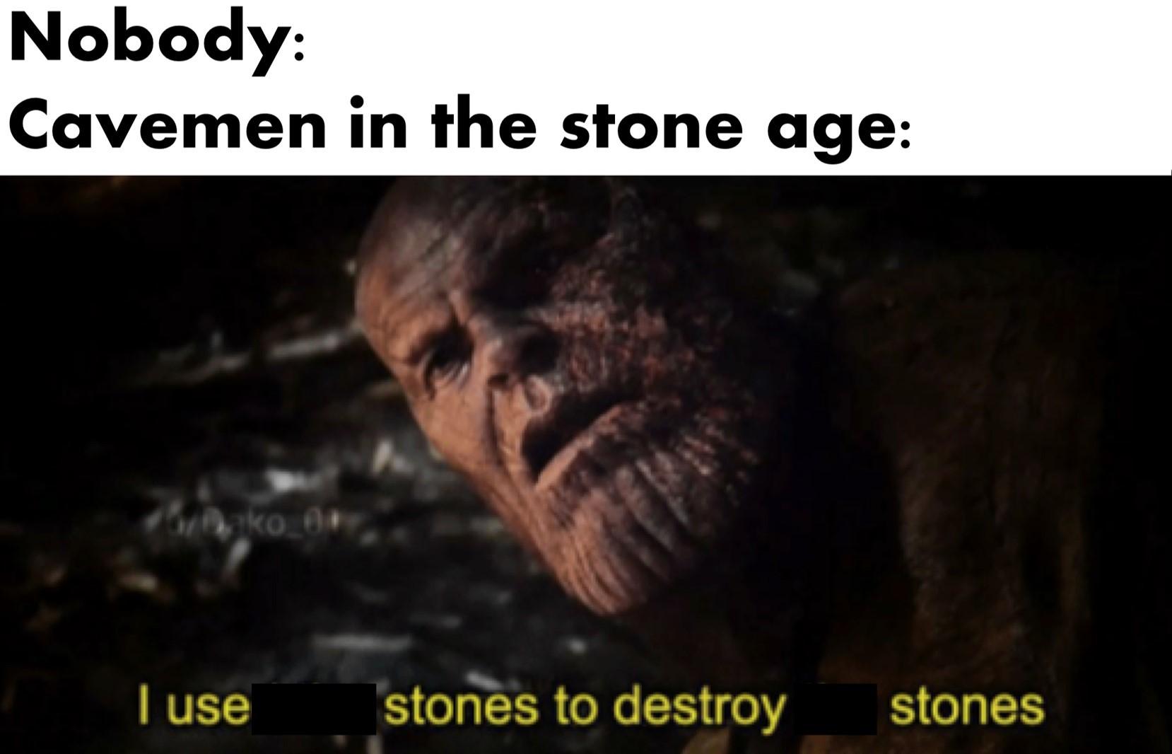 ooga booga - meme