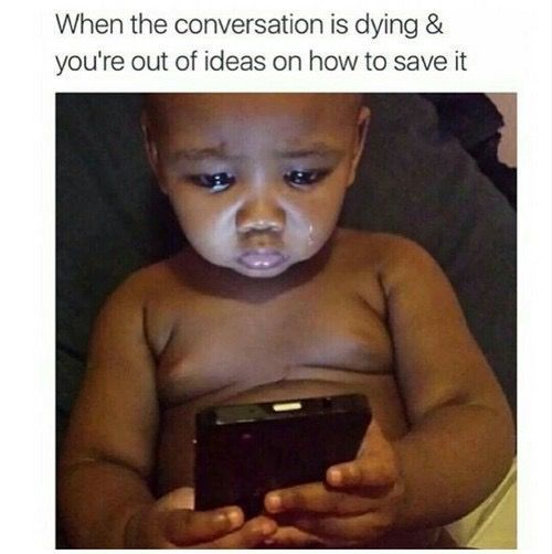 Omg me with fam but not the tears part - meme