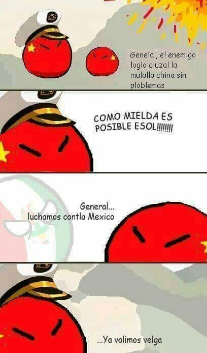 Salta muros - meme