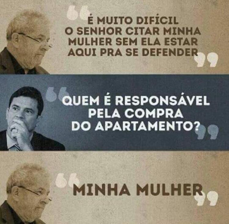 Lula e suas lógicas - meme