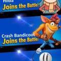 Se Imaginan A Hilda Y Crash Bandicoot Y Henry Stickmin En Smash Bros Ultimate