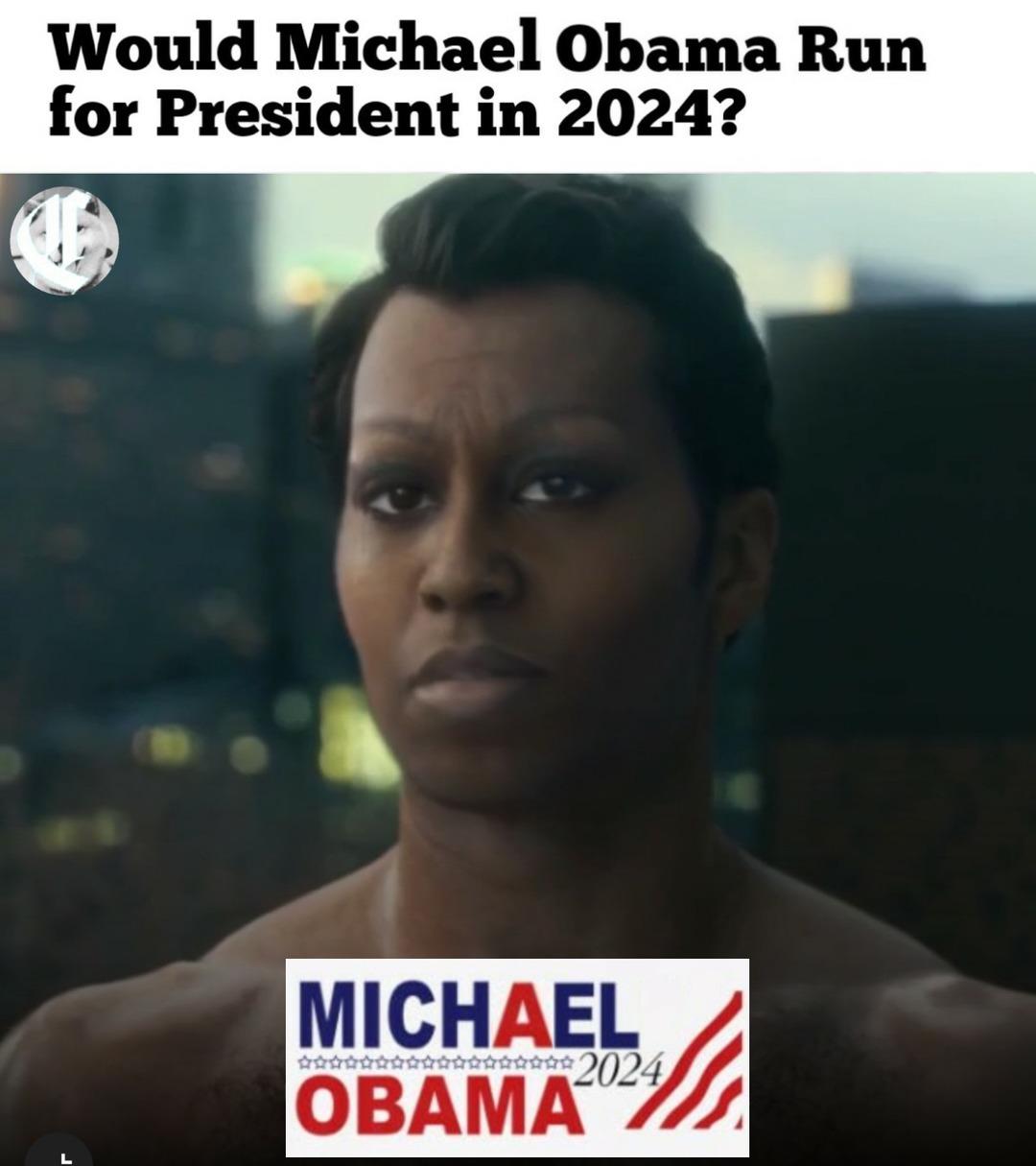 Michael 2024 - meme