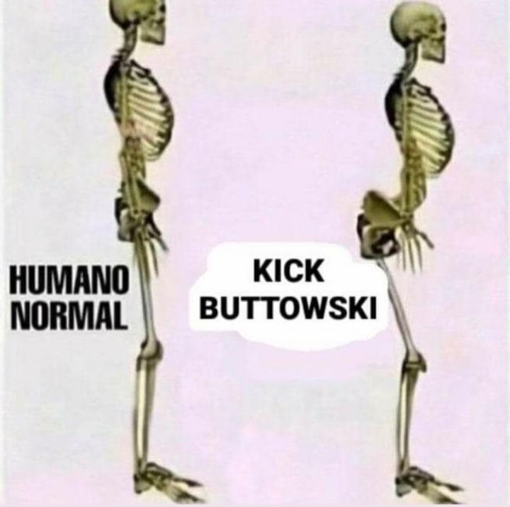 Kick bundowiski, lenda - meme