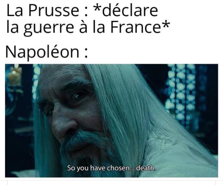 Prusse  - meme