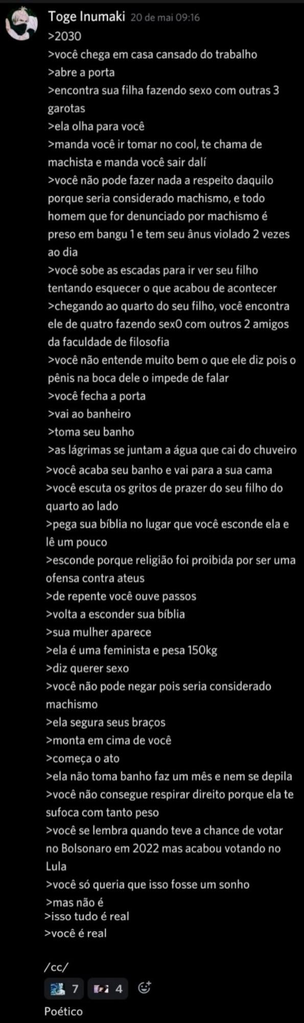 Bolsonaro 2022. - meme