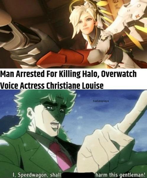 I guess that heroes do die :( - meme