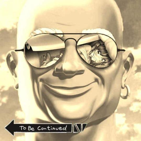 Mirad las gafas de don limpio - meme