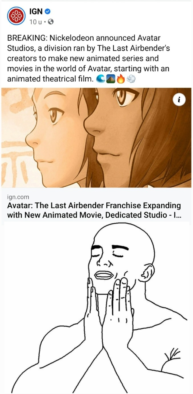 New animated movie starting production this year! - meme