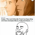 New animated movie starting production this year!